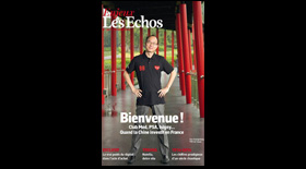 Cover Enjeux Les Echos February 2014