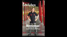 Couverture Enjeux Les Echos Février 2014