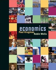 Cover Economics Paul Krugman