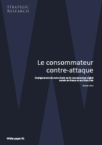 Couverture White paper Le consommateur contre-attaque