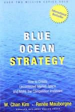 Cover Blue Ocean Strategy
