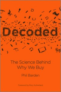 Cover of Decoded by Phil Barden