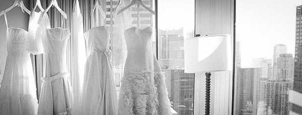 Illustration Wedding dresses