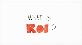 Illustration video What is marketing ROI?