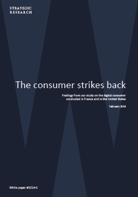 Cover white paper The consumer strikes back