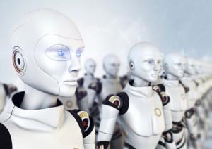 Ilustration de la prospective par l'Intelligence artificielle