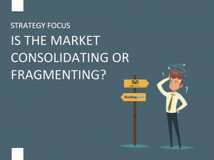 Illustration on Is the market consolidating or fragmenting