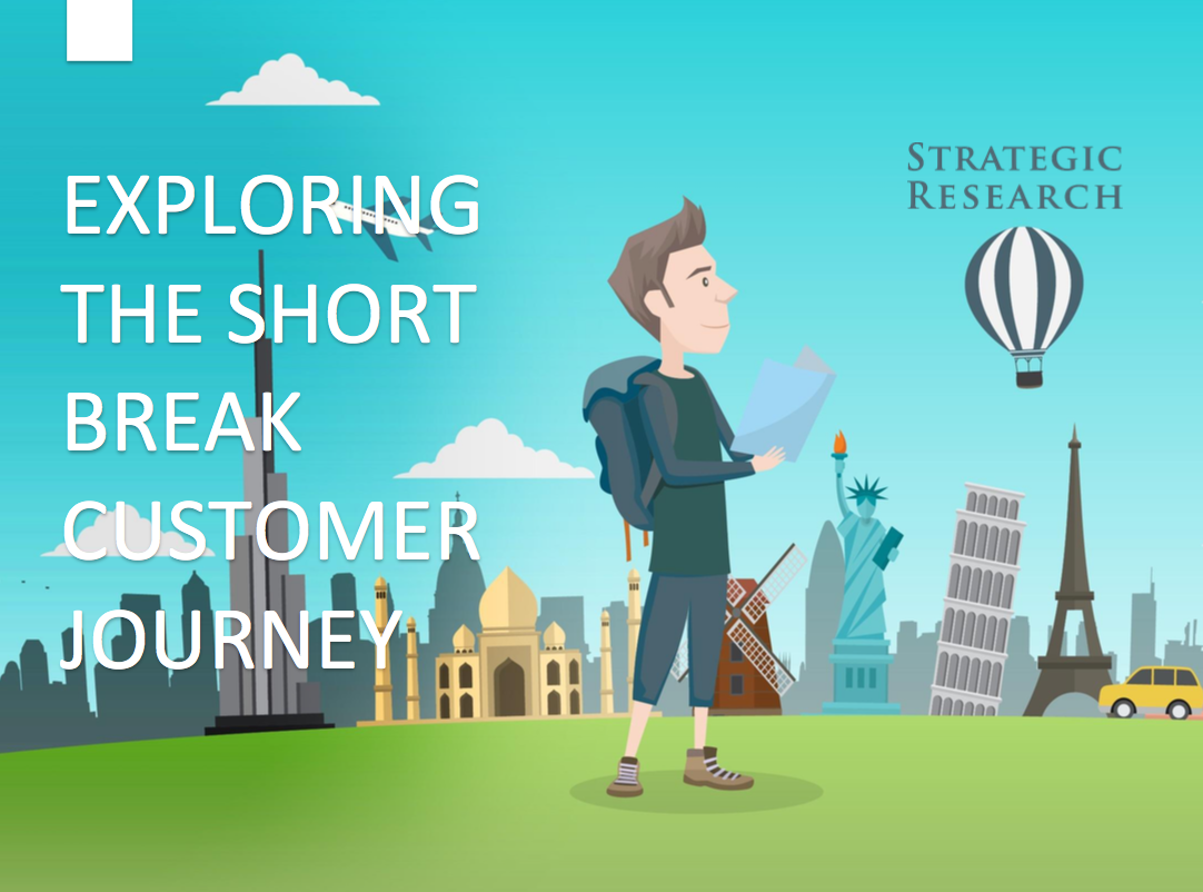 Illustration of Exploring the short break customer journey