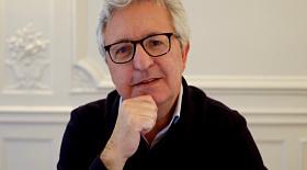 Photo Michaël Bendavid, Managing director of Strategic Research